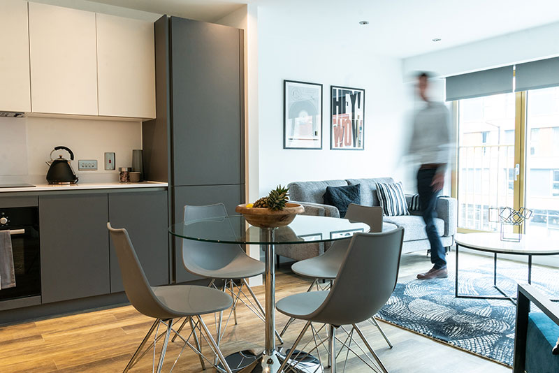Studio, 1, 2 & 3-bedroom flats to rent in Manchester – look no further than The Astley